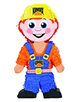 Aztec Imports Construction Worker Pinata