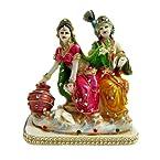 Radha Krishna At Yamuna Ke Teer from Riddhi Craft