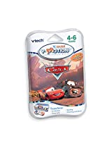V-Tech V. Smile Smartridge Cartridge In Disney Pixar Cars