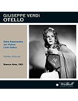 Verdi: Otello (Buenos Aires 19/05/1963)