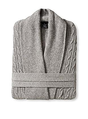 Sofia Cashmere Cable Robe