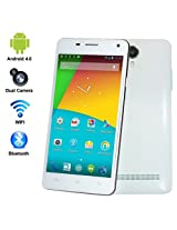 G9000 5.0 Inch 2G Dual Core 1.2GHz GSM Android 4.0 Dual SIM Phone Smartphone