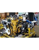 Legend Productions 1:35 Caterpillar C7 Stryker Engine Trumpeter Stryker #Lf1220