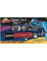 Scientific Explorer Sirius 360 Telescope and Tripod