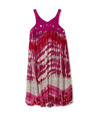Hype Girls Hallucinate Dress (Berry)