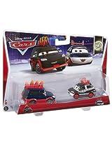 Disney/Pixar Cars Yokoza And Chisaki Diecast Vehicle - 2-Pack