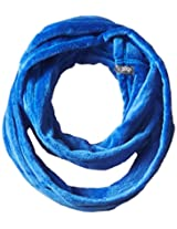180s Women's Lush Loop Scarf, Strong Blue, One Size
