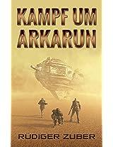 Kampf um Arkarun (German Edition)
