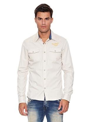 Pepe Jeans London Camisa Kingston (Crudo)
