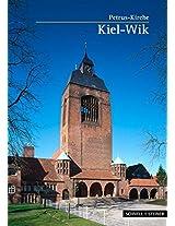 Kiel-wik: Petrus-kirche (Kleine Kunstfuhrer)