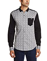 Locomotive Men's Cotton Casual Shirt