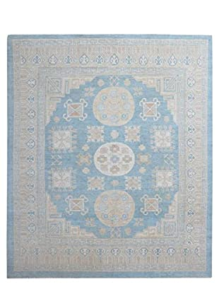 Kalaty One-of-a-Kind Pak Rug, Blue, 8' x 9' 11