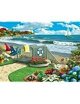 Masterpieces 31541 Alan Giana Coastal Getaway Puzzle, 300 Pieces