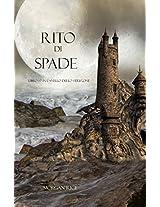 Rito Di Spade (Libro #7 In L'Anello dello Stregone) (Italian Edition)