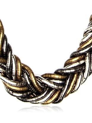 Sándalo Collar Metal (Negro)