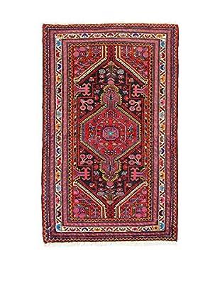 L'EDEN DEL TAPPETO Alfombra Tuyserkan Rojo/Multicolor 80 x 129 cm