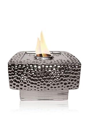 Pacific Décor Dania Pebble Flamepot (Pewter)