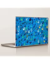 Theskinmantra Caught Blue Handed Laptop Skin Decal