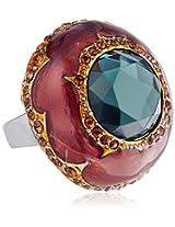 Shaze Ring for Women (Dark Blue) (RG S40361RS)