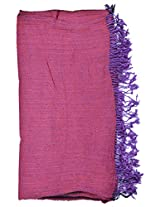 Bharat Textiles Women's Stole (2042, 80 inches x 18 inches)