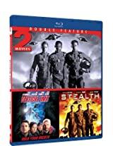 Stealth and Vertical Limit - Blu-ray
