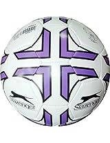 Slazenger V-360 Zenith Football Black/Purple Size 5