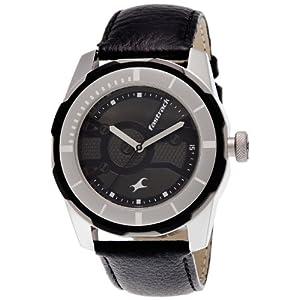 Fastrack Economy 2013 Analog Black Dial Men's Watch - 3099SL02