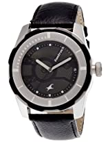 Fastrack Economy 2013 Analog Black Dial Men's Watch - 3099SL02