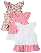 Day 2 Day Girls' Romper Suit