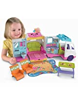 Fisher-Price Loving Family Beach Vacation Mobile Home