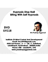 Hypnosis- Stop Nail Biting With Self Hypnosis, DVD