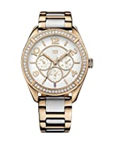 Tommy Hilfiger Analog White Dial Women's Watch - TH1781266J