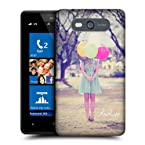 Head Case Faceless Balloon Happiness Snap-on Back Case Cover For Nokia Lumia 820