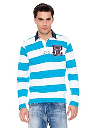 Pepe Jeans Polo Row (Blau)