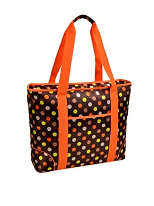 Picnic at Ascot Large Insulated Tote (Julia Dot)