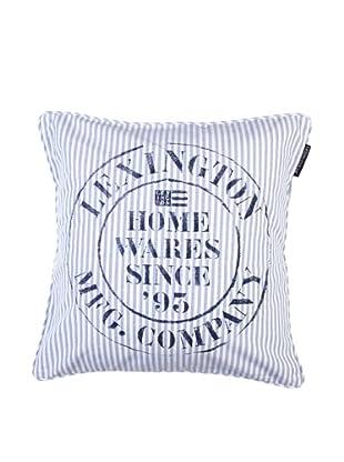Lexington Company Funda De Cojín Rayas Oxford (Azul)