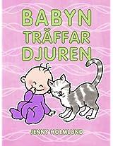 Babyn träffar djuren (Swedish Edition)