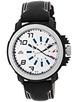 Fastrack Analog Silver Dial Men's Watch - 38015PL01J