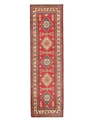 Rug Republic One Of A Kind Pakistani Kazak Rug, Red/Blue/Antique Ivory/Multi, 2' 8