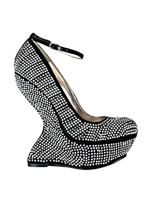 Steve Madden Zapatos Gossip (Negro)