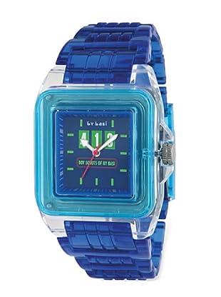 By Basi Reloj Jet Azul Azul