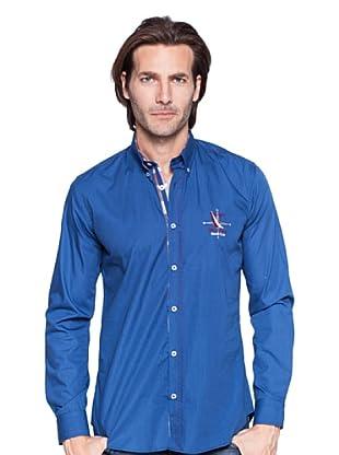 Giorgio Di Mare Camisa Theodore (Azul Índigo)