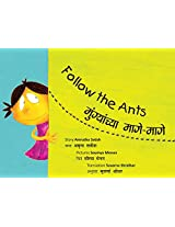 Follow the Ants/Mungyanchya Maage-Maage (Bilingual: English/Marathi)