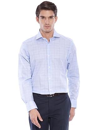 Hackett Camicia Quadri (Blu)
