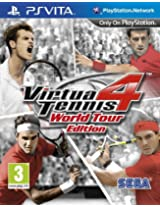 Virtua Tennis 4 World Tour Edition