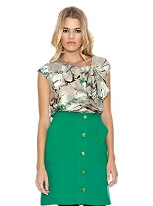 Monoplaza Blusa Audrey (Verde)