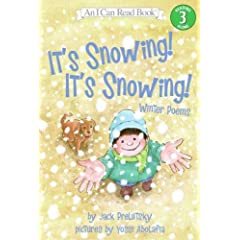 It's Snowing! It's Snowing!: Winter Poems (I Can Read)
