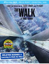 The Walk (3D Blu-ray + Blu-ray)