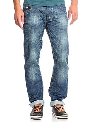 Springfield Jeans (Mittelblau)