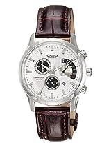 Casio Enticer White Dial Men's Watch - BEM-501L-7AVDF (BS062)